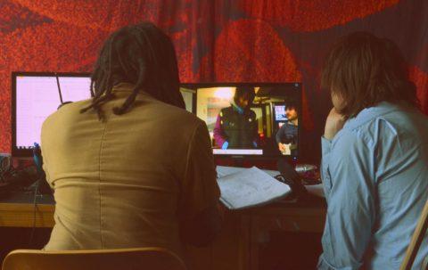 Editing Dublin's Underground Beat TV