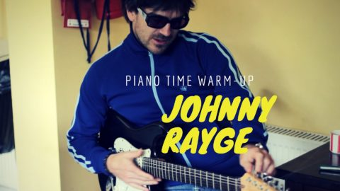 Johnny Rayge – Piano Time