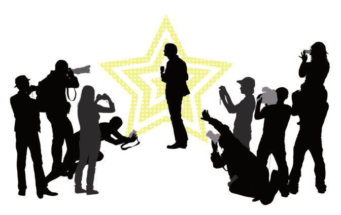 La loi de l'attraction pour les artistes: Succès et reconnaissance public